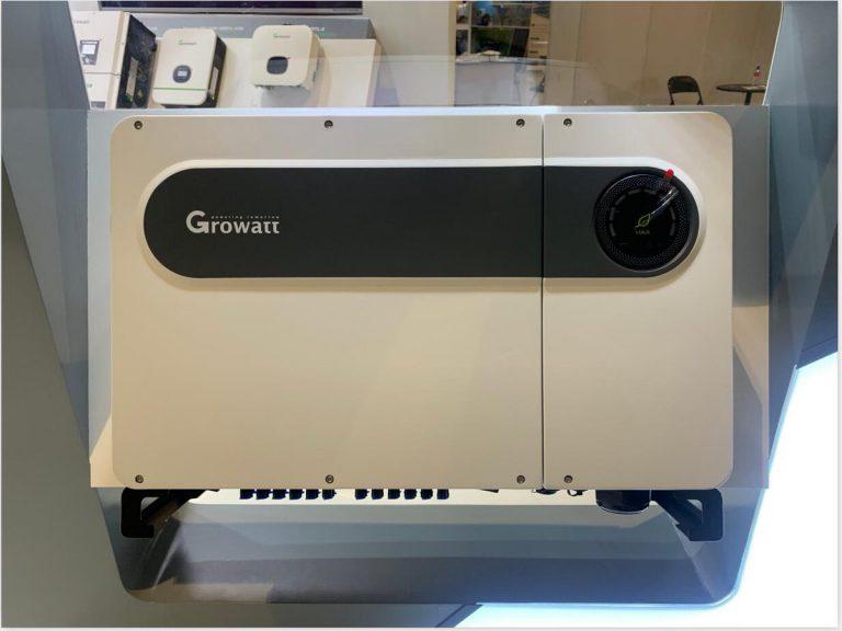Inverter hòa lưới 3 pha Growatt 50 – 80kW (50-80KTL3 LV/MV)