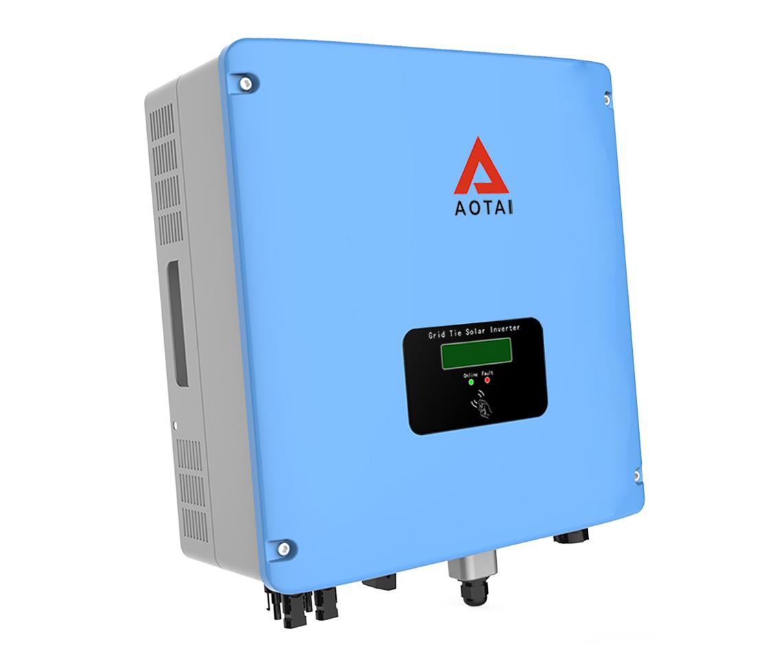 Bộ chuyển đổi inverter Aotai 9kw 1 pha