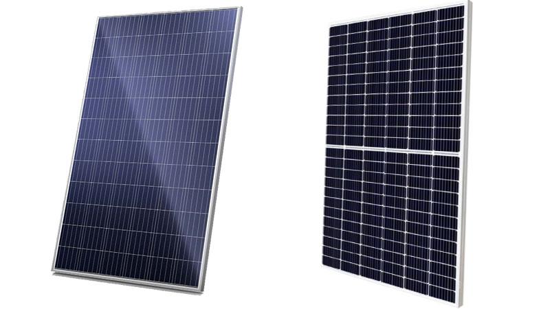 Tấm pin năng lượng mặt trời hãng Canadian