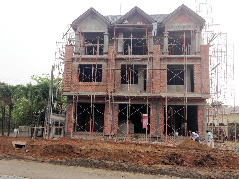 Xây dựng nhà cửa